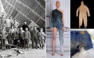 De invloed van werkkleding op mode in Museum Rotterdam