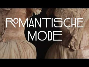 Romantische mode in het Gemeentemuseum Den Haag