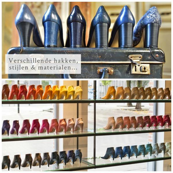Shoppen in Antwerpen in maar liefst 88 kleuren.