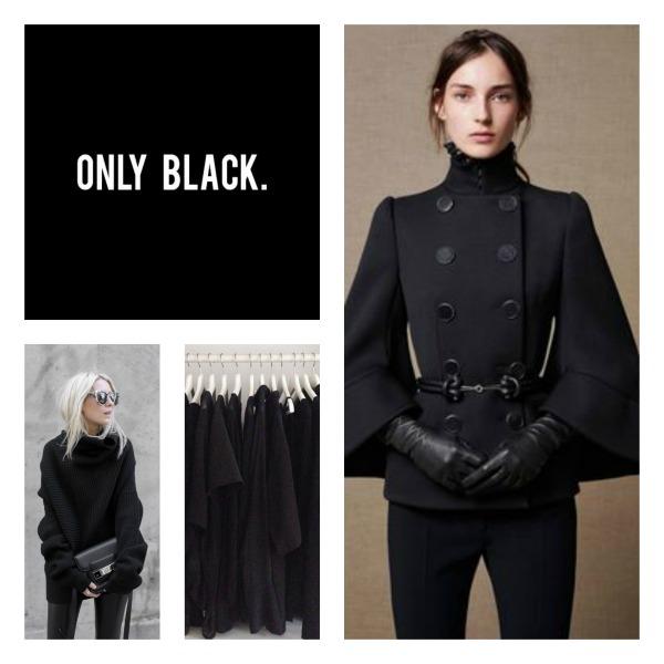 Zwart ook jouw lievelingskleur
