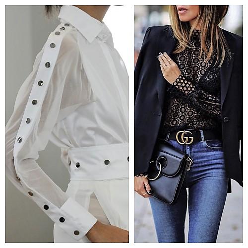 Kijk jij als je kleding koopt van welk materiaal je kledingstuk gemaakt is